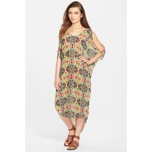 ASTR The Label Caftan Cover Up